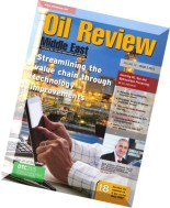 Oil Review Middle East - Issue 3, 2015