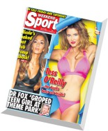Weekend Sport UK - 17 April 2015