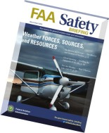 FAA Safety Briefing - March-April 2015