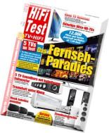 Hifi Test TV Video - HiFi + TV Testmagazin Mai-Juni 03, 2015