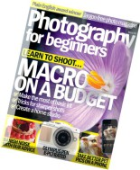 Photography for Beginners - Issue 48, 2015