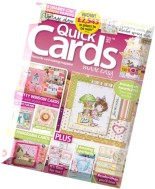 Quick Cards Made Easy - April 2015