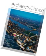Architect's Choice Magazine - January 2015