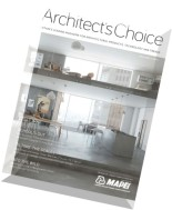 Architect's Choice Magazine - March 2015