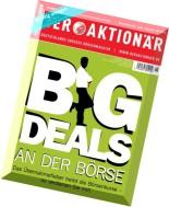 Der Aktionaer Magazin N 18, 22 April 2015