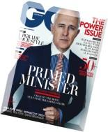GQ Australia - May 2015