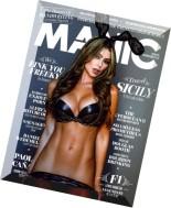 Manic Magazine - April 2015