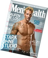 Men's Health Germany - April 2015