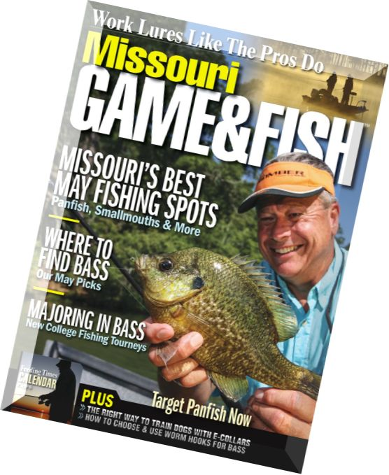 Download Missouri Game Fish May 2015 Pdf Magazine