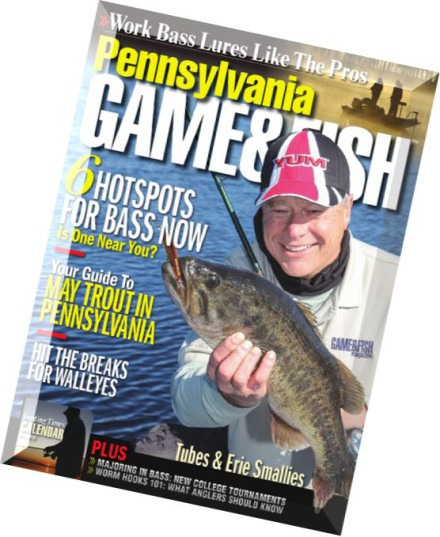 Download pennsylvania game fish may 2015 pdf magazine for Pa game and fish