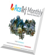 PicsArt Monthly - March 2015