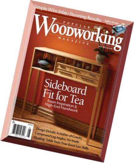 Download Popular Woodworking – June 2015 - PDF Magazine