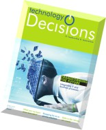 Technology Decisions - April-May 2015