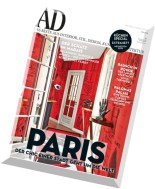 AD Architectural Digest Germany - Mai 2015