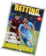 Betting Magazine - N 26, 3 Aprile 2015