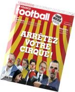 France Football N 3600 du Mercredi 22 Avril 2015