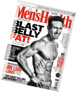 Men's Health Singapore - May 2015