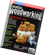 Canadian Woodworking Issue 51