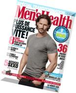 Men's Health France N 74 - Mai 2015