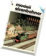 Modell Eisenbahner 1986-03