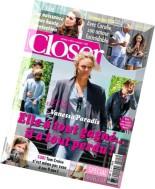 Closer France - 24 Avril 2015