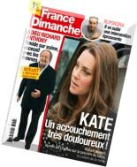 France Dimanche N 3582 - 24 au 30 Avril 2015