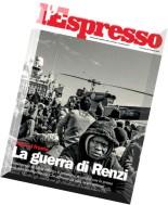 L'Espresso N 17, 30.04.2015