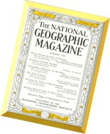 National Geographic Magazine 1951-08, August
