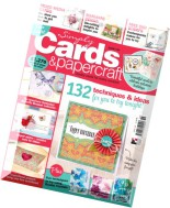 Simply Cards & Papercraft - Issue 136, 2015