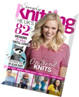 Simply Knitting - May 2015