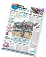 USA Today - 24 April 2015