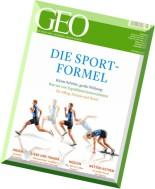 GEO Germany Magazin Mai 05, 2015