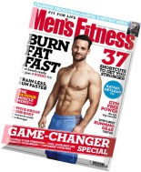 Men's Fitness UK - June 2015