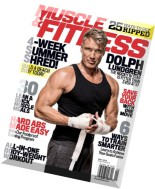 Muscle & Fitness USA - May 2015