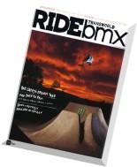 Transworld Ride BMX - May-June 2015