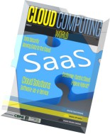Cloud Computing World - April 2015