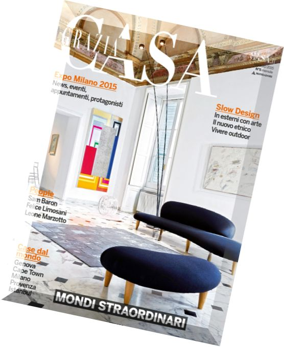 Download grazia casa maggio 2015 pdf magazine for Casa maggio