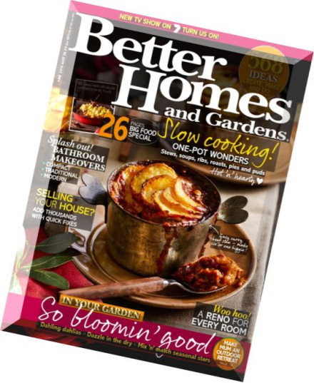 Download Better Homes And Gardens Australia June 2015