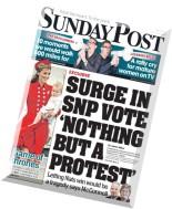 Sunday Post - 26 April 2015