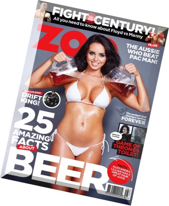Zoo Weekly Calendar : Zoo magazine related keywords suggestions