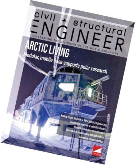 Civil Structural Engineer Magazine