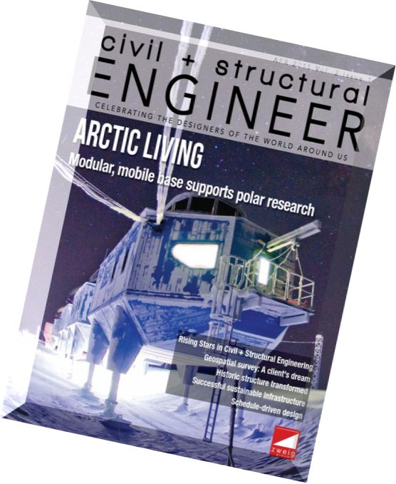 Structural Engineering Magazine : Download civil structural engineer april pdf