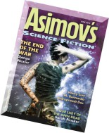 Analog Science Fiction and Fact – June 2015