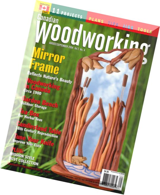 Download Canadian Woodworking Issue 31 - PDF Magazine
