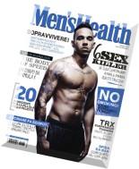Men's Health Italia - Maggio 2015