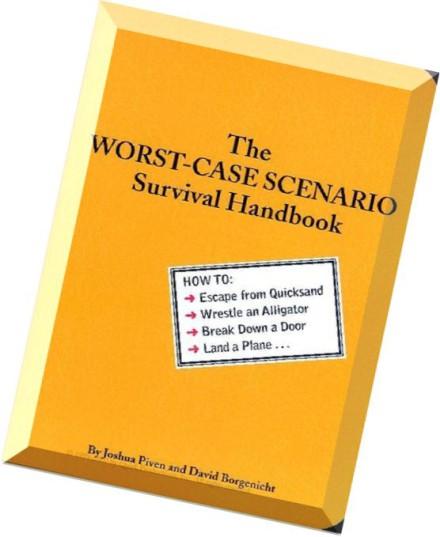 worst case scenario handbook dating