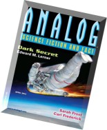 Analog Science Fiction and Fact – April 2013