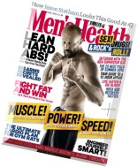 Men's Health UK - June 2015