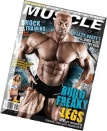 Muscle Evolution - May-June 2015
