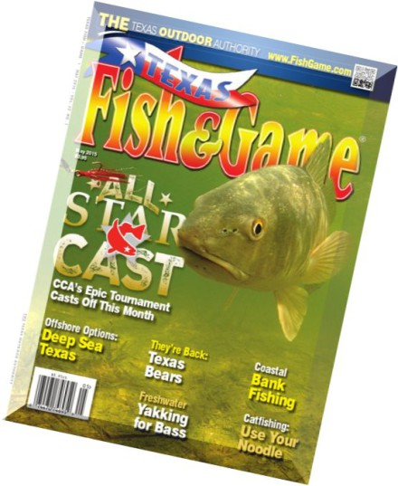 Download texas fish game may 2015 pdf magazine for Texas game and fish